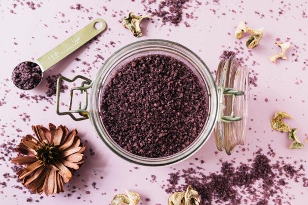Антицеллюлитный с кофе скраб для тела