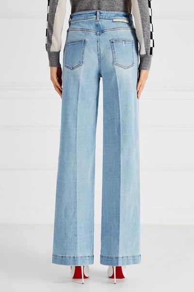 Прямые джинсы Stella McCartney