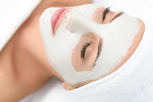 Увлажняющая ночная маска для лица