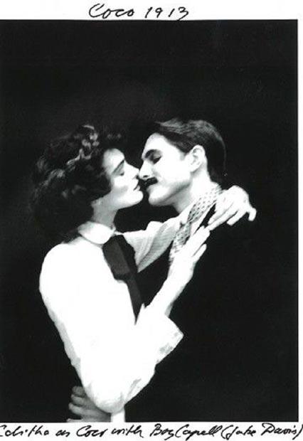 Коко Шанель и Артур Кейпел