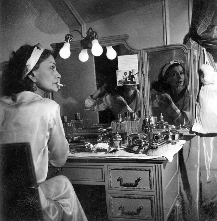 Коко Шанель в роскошном отеле Ritz