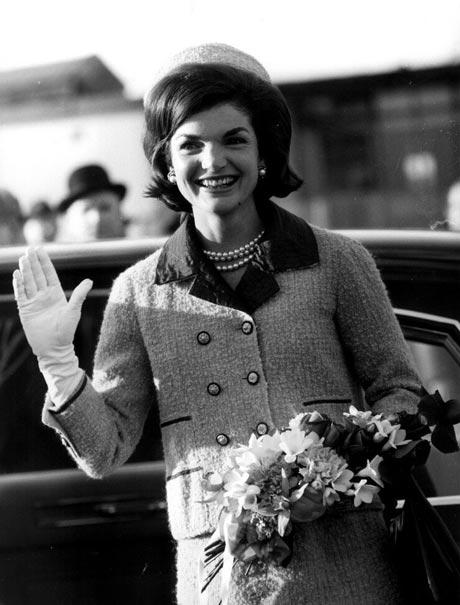 Жаклин Кеннеди в наряде Chanel