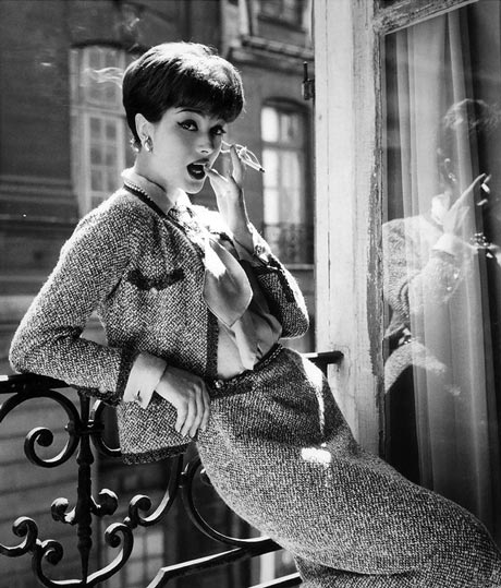 Костюм Chanel