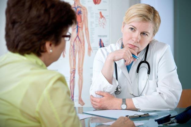 Посещение врача