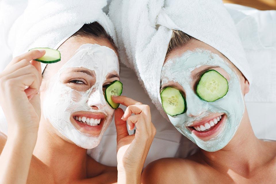 Натуральные очищающие маски для лица