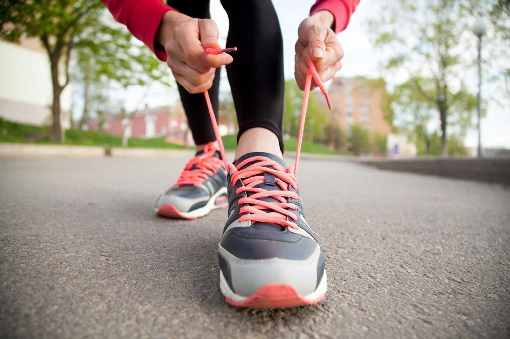 Как модно завязывать шнурки