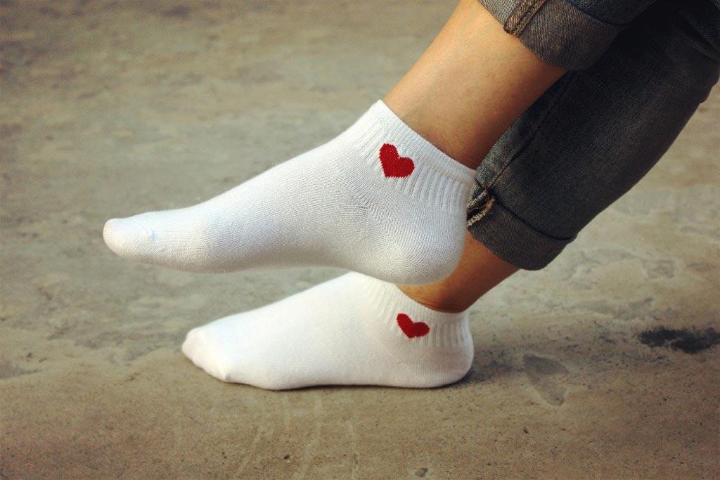 Короткие носки: с чем и как носить