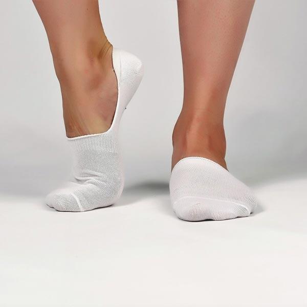 Носки следы женские