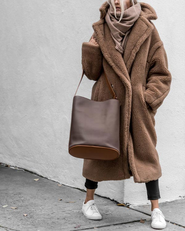 Пальто Max Mara Teddy Bear Coat