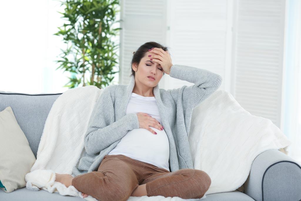 Боли при беременности