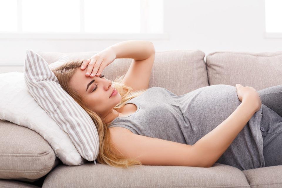 Головные боли при беременности