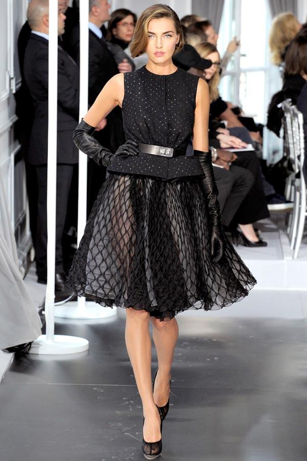 Платье от Dior в стиле New Look
