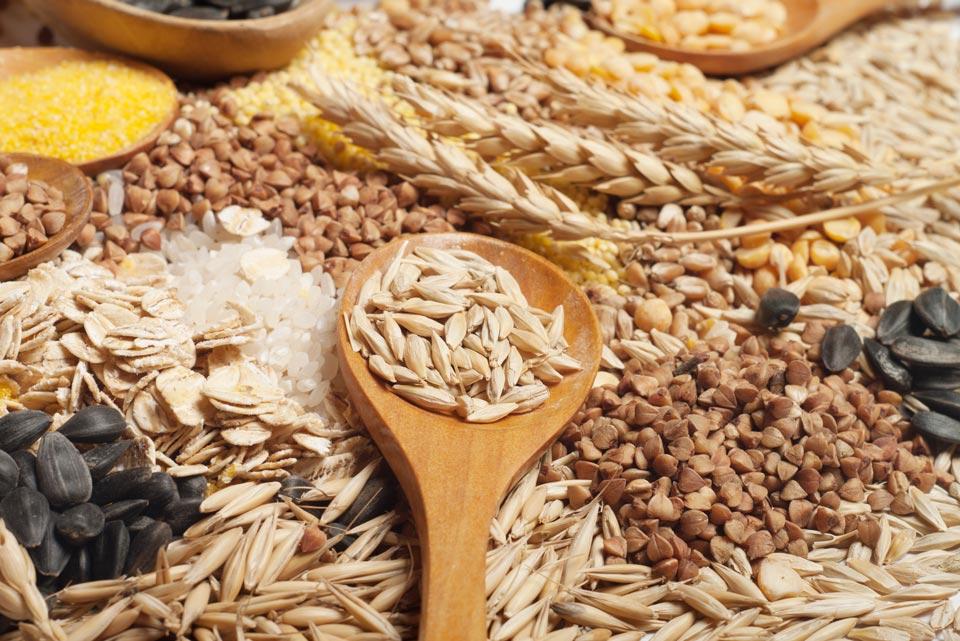 Злаковые продукты и каши