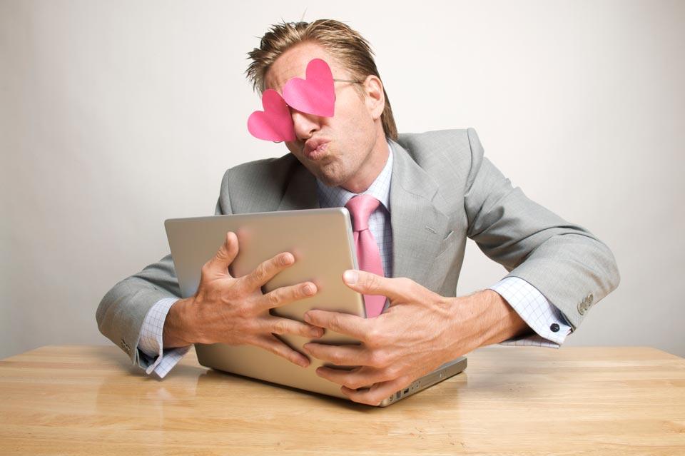 Виртуальный любовник